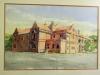 Longmarket Girls School - The old Longmarket premises (now Museum) - painting (2)