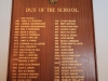 Merchiston Prep -  Honours Boards - Dux (1)