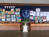 Merchiston Prep - foyer notice boards (1)