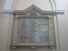 PMB - City Hall Interior - Memorial Plaques  - Imperial Regiments Garrisoned in Natal - 1838 to 1914