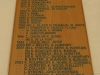 Natal Canoe Club -  Honours Boards (6)