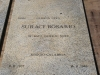 PMB - Our Lady of Mercy Italian Church - WWII POW grave Rosario