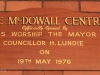 PMB Girls High - Dorrice McDowall Centre - 1976