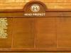 PMB Girls High - Honours Boards - Head Prefect