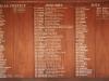 PMB Girls High - Honours Boards -  Head Prefect - Honours - Dux -
