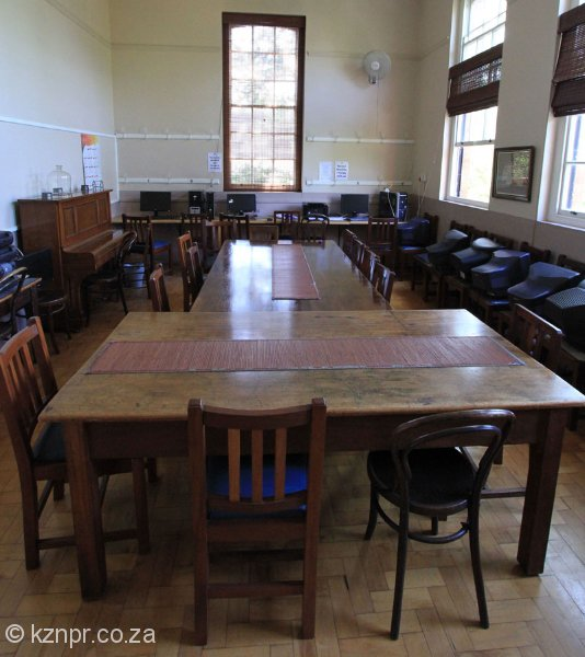 Russell High School Class Rooms Board Room