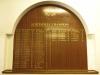 Scottsville Racecourse - Scottsville Champions board