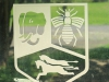 Scottsville Wanderers Club Aberfeldy Road now closed 2016 coat of arms