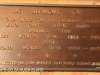 St Charles College Chapel plaques WWI WWII