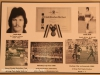 St Charles College indoor sports centre and Gym memorabilia Louis Arde