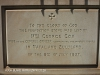 PMB - St Georges Garrison Church - Foundation Stone 1897 - Devonshire Road (7)