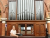 PMB - St Georges  Garrison Church - Organ- Devonshire Road - S 39.36.45 E 30.22.13 Elev 671m (22)