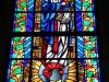 St Johns School Chapel stain glass windows (5)