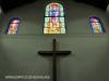 St Johns School Chapel stain glass windows (6)
