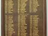 St Johns School Honours Boards House Captains