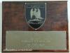 St Johns School Honours Boards squash plaque 1991