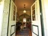 The Cedars  - front door
