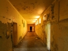 PMB - Old St Annes Hospital - Loop Street -  interior corridor
