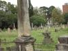 Voortrekker Cemetery West - Grave Colonel james Hyslop 1923 - Superintendant Physician