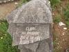 Voortrekker Cemetery West - Grave Curry (nee Chadwick)