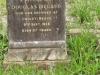 Voortrekker Cemetery West - Grave Douglas Ireland 1939 - drowned Umhloti