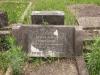 Voortrekker Cemetery West - Grave Edward Benting 1927