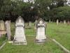 Voortrekker Cemetery West - Grave Elisa Bayle & Annie Wood