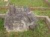 Voortrekker Cemetery West - Grave Eliza Baker 1921