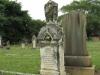 Voortrekker Cemetery West - Grave Eliza Bastow