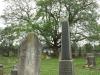 Voortrekker Cemetery West - Grave Elizabeth Gilbertson 1896