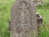 Voortrekker Cemetery West - Grave Elizabeth Lindsay 1895
