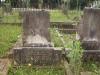 Voortrekker Cemetery West - Grave Elizebeth & Albert Baines