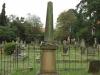 Voortrekker Cemetery West - Grave Elizebeth McLean 1866