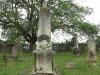 Voortrekker Cemetery West - Grave Elsie Leake 1918