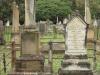 Voortrekker Cemetery West - Grave Evans Family 1874 onwards