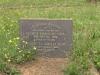 Voortrekker Cemetery West - Grave George & Henrietta Gow