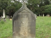 Voortrekker Cemetery West - Grave George Sutherland 1882