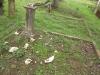 Voortrekker Cemetery West - Grave desecrated