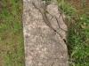 Voortrekker Cemetery West - Grave died 21 May