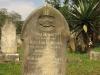Voortrekker Cemetery East grave  Alice Mason 1927