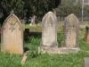 Voortrekker Cemetery East grave  Arthur 1854 & John Henderson 1864 and PH Campbell 1923
