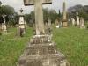 Voortrekker Cemetery East grave  Arthur Young 1889