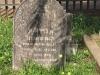 Voortrekker Cemetery East grave  Benjamin Dally 1913