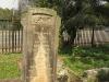 Voortrekker Cemetery East grave  Blanche Saunders 1925 & Daniel Saunders 1928 - (9 years Mayor of PMB)