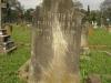 Voortrekker Cemetery East grave  Charles Edie M.D. - 1891