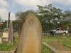 Voortrekker Cemetery East grave  Clara Voorby 1881