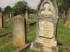 Voortrekker Cemetery East grave  Daniel Davey 1908
