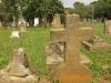 Voortrekker Cemetery East grave David Wilson 1869