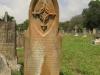 Voortrekker Cemetery East grave  - E & AE jackson - 1872