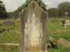Voortrekker Cemetery East grave  E Sjoberg
